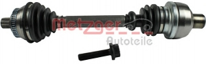 Metzger 7210021           Полуось Ford Galaxy/Seat Alhambra/VW Sharan (-10) (R)
