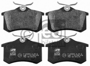 FEBI BILSTEIN 16457 Brake Pad Set