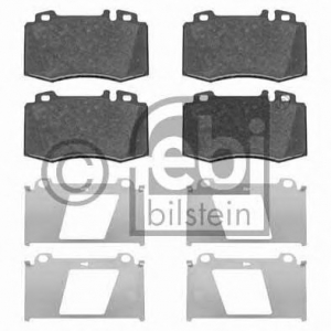 FEBI BILSTEIN 16481 Brake Pad Set