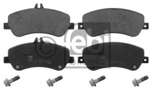 FEBI BILSTEIN 16808 Brake Pad Set