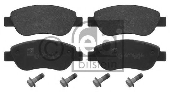 FEBI BILSTEIN 16857 Brake Pad Set