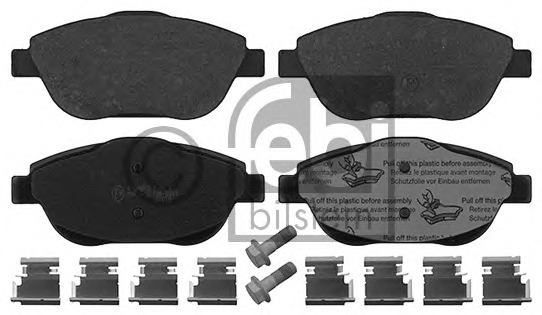 FEBI BILSTEIN 16888 Brake Pad Set