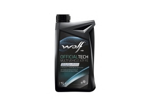WOLF 8329449 Масло ATF MULTI VEHIC FE Wolf  OF/ECOTECH   1л