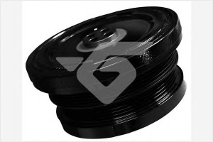 HUTCHINSON DP004 Crankshaft pulley