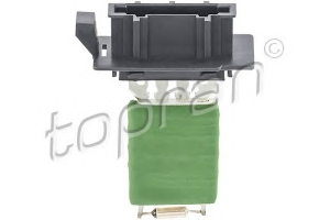 Topran 401830 Реостат печки MB Sprinter CDI/VW LT 96-06/VW Caddy 03-